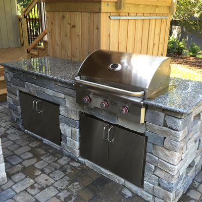 AOG gas grill